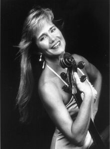 Sharon Robinsons - American Cellist