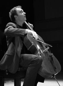 Adrian Brendel - British Cellist