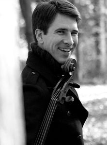 Guy Johnston - British Cellist