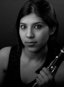 Camila Barrientos - Bolivian Clarinetist